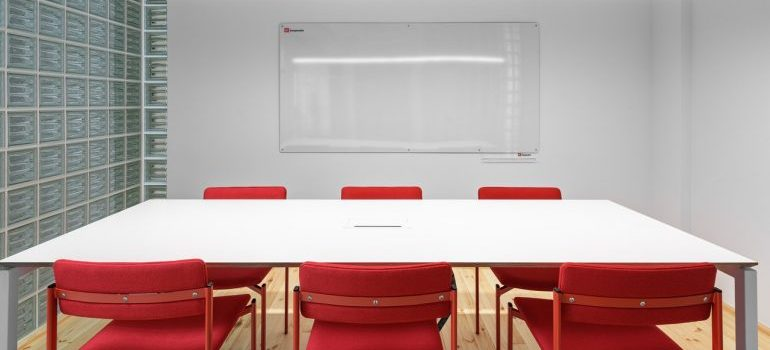 office with conference table