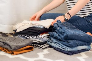 declutter before moving to North Hollywood