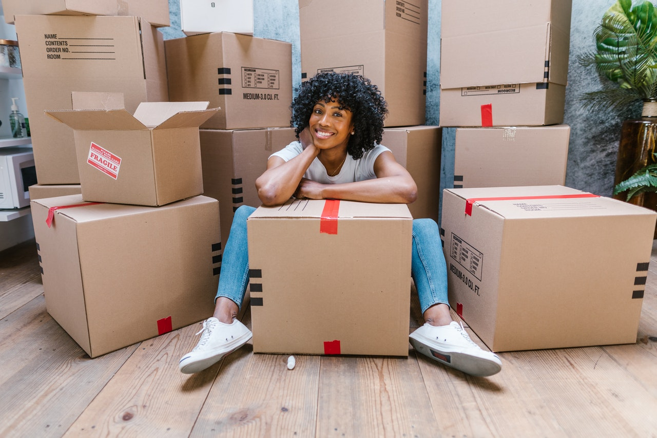 Make sure to know how to pack for your LA move in a week